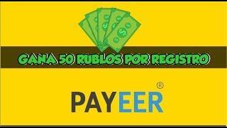 GANA 50 RUBLOS AL REGISTRARTE ♥