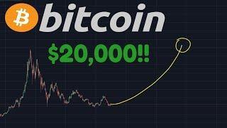 $20,000 Before January?! Bitcoin Reversal 2018!
