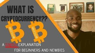 What is Cryptocurrency? - A Super SIMPLE Explanation For Beginners