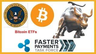 SEC Bitcoin ETF Deadline Oct 26 - Bull Run? - Ripple XRP Working with US Government