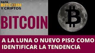 #Bitcoin a la Luna... o Nuevo Piso, Aca la Respuesta