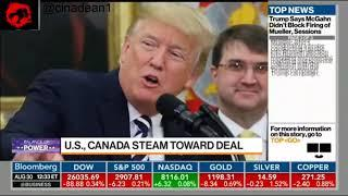 bad for Crypto ! Trump Economic Policy  | Bloomberg News