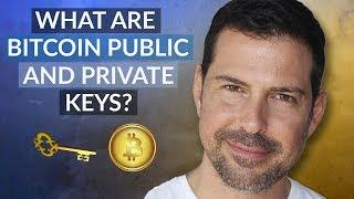 What are Bitcoin Public and Private Keys?