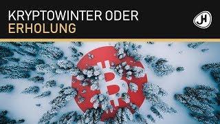 Kryptowinter oder Erholung - Die kritische 1-Jahresschwelle bei Bitcoin, Ethereum, und Co.