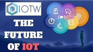 IOTW Review - The Future Of Blockchain & IOTA KILLER!