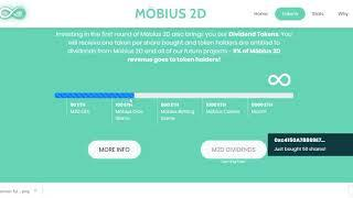 MOBIUS WHY I REINVESTED 6 ETH AND I NEVER REINVEST, EVER!