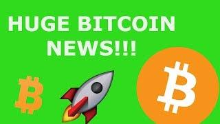 WOW HUGE BITCOIN NEWS!! LAUNCH OF PHYSICAL BTC FUTURES CONTRACT BY NOV 2018!!!