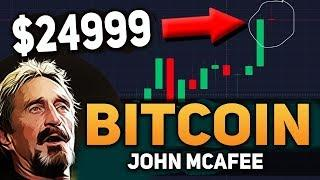 John McAfee on the Future of Bitcoin 2018