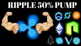 Ripple Pumps 50%, Bitcoin Will Hit $250,000, SEC Postpones ETF