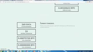 Withdrawal proof from Hashmania ! New bitcoin cloud mining website cash to wallet.Result: works 100%