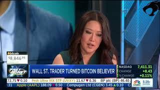 BITCOIN TAKES MANHATTAN! CNBC