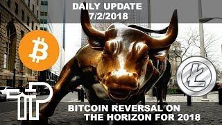 Crypto Hedge Funds To Push Bitcoin To $5,000? | Daily Crypto Update 7/2/2018
