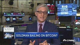 Wall Street is not over bitcoin, says RBC's Steves