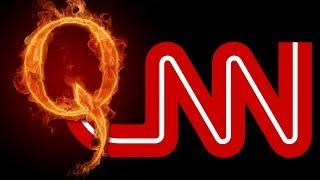 ????ALERT: CNN & QAnon WORK TOGETHER to Achieve THIS EVIL GOAL????
