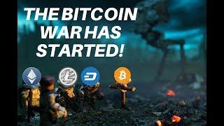 We have already WON the Bitcoin war! Today's prices DON'T MATTER!