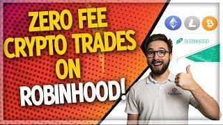 Robinhood Cryptocurrency Review: How To Buy Bitcoin On Robinhood