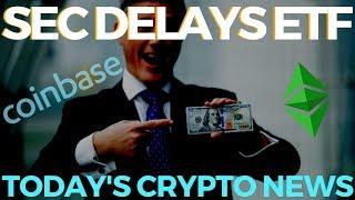 SEC Delays Bitcoin ETF Decision to September and more in Today's CRYPTO News