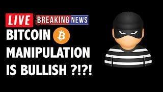 Is This Bitcoin (BTC) Manipulation Bullish?!- Crypto Market Technical Analysis & Cryptocurrency News