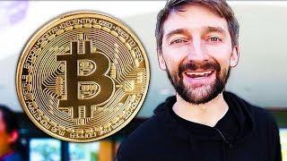 BUYING A SKATEBOARD WITH BITCOIN?!