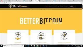 Bitcoin Diamond information and new projects in Urdu / Hindi.  Cryptocurrency in Urdu / Hindi.