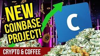 New Coinbase Project? - CryptoCurrency Market News - Crypto Market