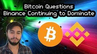 Bitcoin - Does TA Work? Do YOU Care About Price? Do ETF's Matter? Japan and Binance