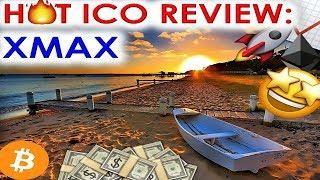 HOT ICO REVIEW: XMAX | BLOCKCHAIN ENTERTAINMENT DEVELOPMENT ECOSYSTEM