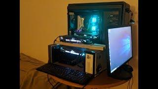 This gaming PC was making how much money mining in 2017??  Now it's making...