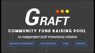 Graft Cryptocurrency Network - Community Fundraising