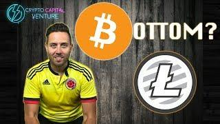BITCOIN BOTTOM  - Litecoin Charts - Where is BTC LTC Capitulation?