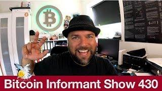 #430 Wahlen auf der Blockchain, Proshares Bitcoin ETF & Steve Wozniak Crypto Startup