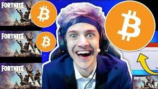 Fortnite Star Ninja With Bitcoin BTC Could Cause Cryptocurrency Youth Culture Revolution