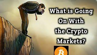 What is Going On With the Crypto Markets? Bitcoin News | #CBR |#TamilScreenReview