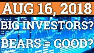 BIG INVESTORS COMING TO CRYPTOCURRENCY? BEAR MARKET = GOOD? BITCOIN BTC, RIPPLE PRICE + NEWS 2018