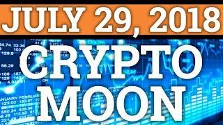 BITCOIN + CRYPTOCURRENCY WILL MOON! HERE IS WHY! | BTC, RIPPLE XRP, TRON TRX PRICE + NEWS 2018