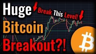A BIG MOVE Is Coming For Bitcoin - And It's Bullish!