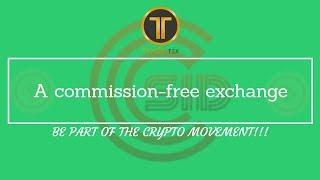 Tradetex Exchange - a commission-free exchange with its own native cryptocurrency