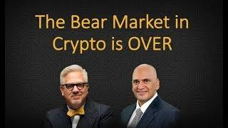 The Bear Market In Crypto Is Over w/ Teeka Tiwari and Glenn Beck