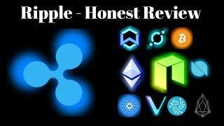 Ripple Review - (Comparing Ethereum, NEO, ICON, Bitcoin, Cardano, EOS)
