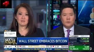 Wall Street 100% in Cryptocurrency / Bitcoin!! | CNBC