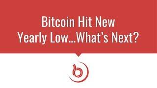 Live Stream: Bitcoin Hit New Low, What's Next?