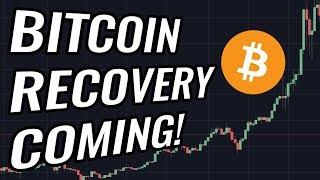Bitcoin & Crypto Market Recovery Coming! 3 Bullish Pieces Of Evidence! Crypto Technical Analysis!