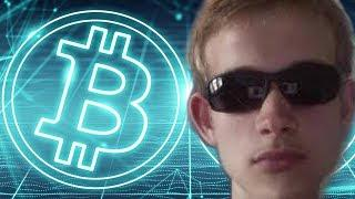 Ethereum's Vitalik Buterin ● Before They Were Famous ● Exclusive Video ● Bitcoin ● Satoshi Nakamoto