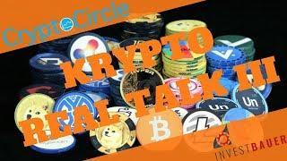Crypto Talk #3: Lage der Kryptomärkte: Marktmanipulation? Bitcoin Prognosen & Poloniex Skandal