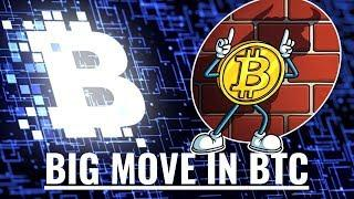 A Big Move in Bitcoin is Upon Us