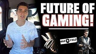 Blockchain FPS Game! - WAR FIELD GLDR Token!