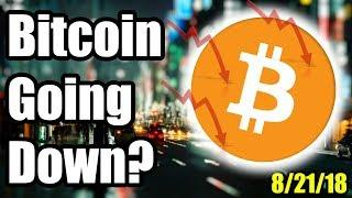 How Low Will Bitcoin Drop in 2018? + Ripple Confirms xRapid Ready for Launch [Cryptocurrency News]