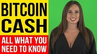 BITCOIN CASH - What Is Bitcoin Cash - How It Works - Bitcoin Cash Review
