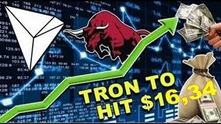 Tron Price Prediction _ Tron Will Hit $16 48 in the Near Future