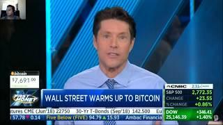 Cryptocurrency ETF or Stock Market Crash Will lead to Bull Market?! | CNBC Fast Money